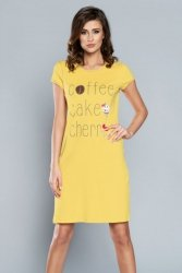 Italian Fashion Toffi kr.r. nocna koszula