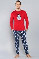 Italian Fashion Elmo dł.r. dł.sp. nocna piżama