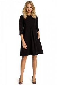 M338 sukienka czarna