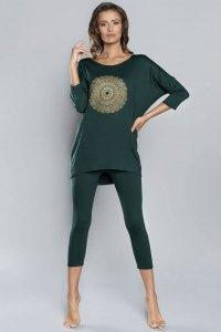 Italian Fashion Mandala r.3/4 sp.3/4 nocna piżama