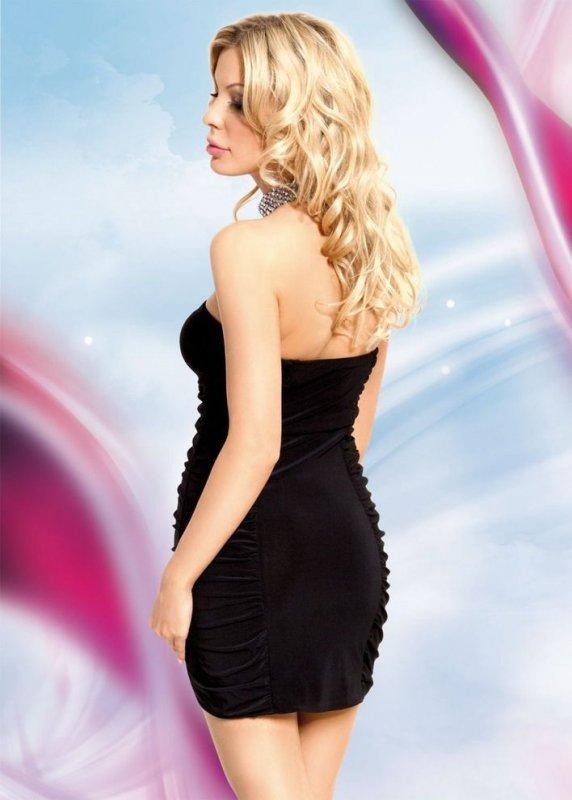 xCeline - black 1602 sukienka