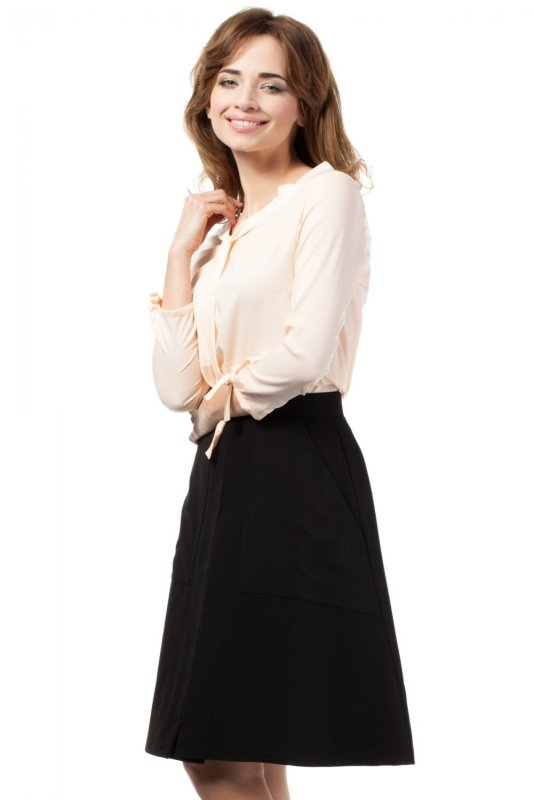 MOE184 spódnica czarna