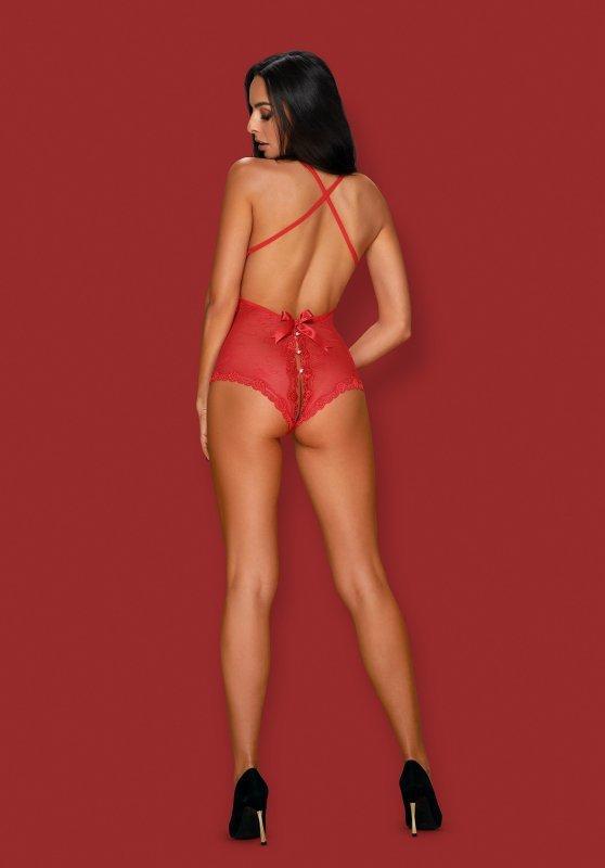 Fiorenta body czerwone  S/M