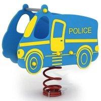 Bujak samochód policyjny