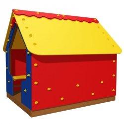 Domek na plac zabaw