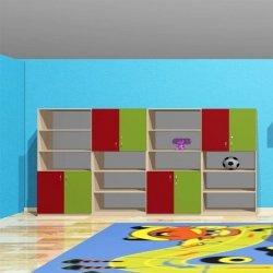 Zestaw szafek przedszkolnych nr 19