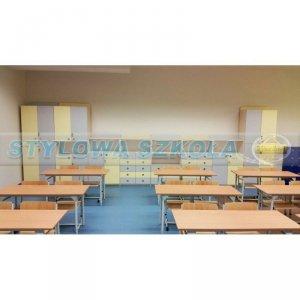Zestaw mebli szkolnych nr 5