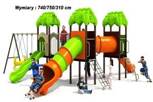Plac zabaw przedszkolny 05