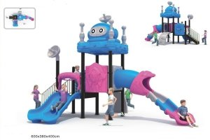 Plac zabaw Robot 01