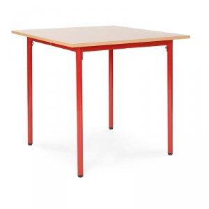 Stół szkolny świetlicowy, Astra 4-osobowy