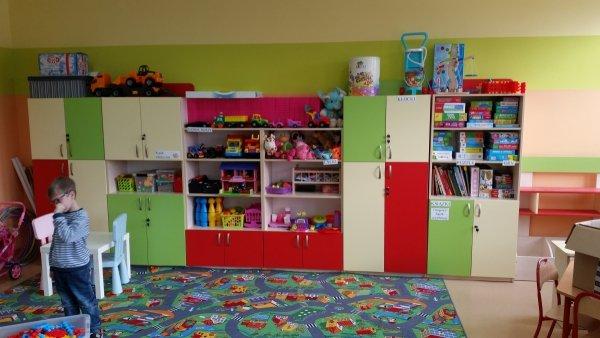 szafki kolorowe, meble przedszkolne, meble przedszkolne, regał przedszkolny, regał do przedszkola, meble do sali