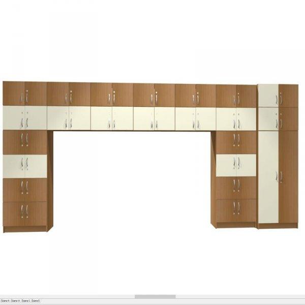 zestaw szafek do pokoju nauczycielskiego nr 5,pokój nauczycielski,meble do pokoju nauczycielskiego,zestaw szafek do pokoju nauczycielskiego,zestaw mebli do pokoju nauczycielskiego,szafki do biura,szafki do szkolnego biura,szafki do pokoju,szafki do pokoju