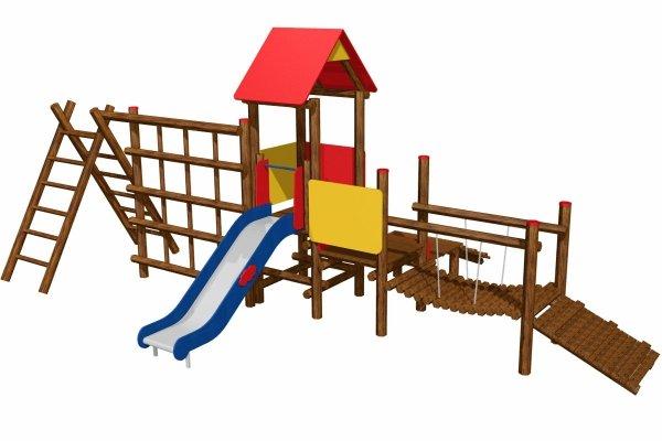 plac zabaw, plac zabaw drewniany, plac zabaw ekologiczny, place zabaw producent