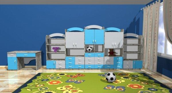 zestaw mebli przedszkolnych,zestaw mebli do przedszkola,zestaw mebli,zestaw regałów przedszkolnych