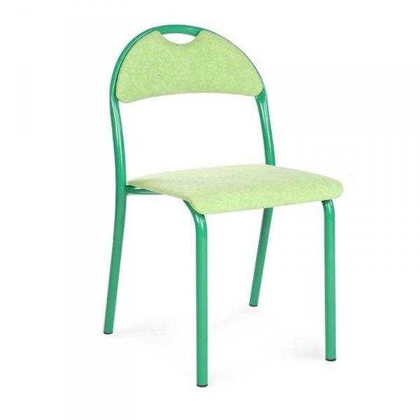 krzesło szkolne, krzesło tapicerowane bolek, krzesło bolek tapicerowany, krzesło tapicerowane