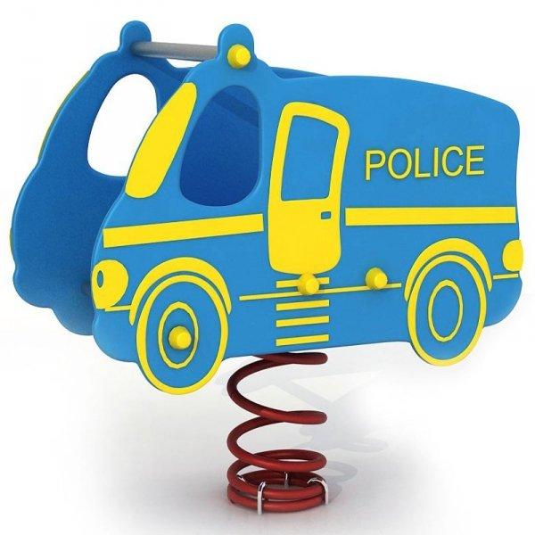 bujak samochód policyjny,bujak samochód,sprężynowiec samochód