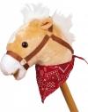 SMALL FOOT Koń na Kiju - zabawka dla dziecka