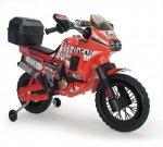 INJUSA Motocykl Na Akumulator 6V Dakar