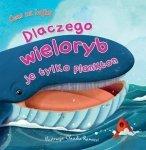 Czas na bajkę. Dlaczego wieloryb je tylko plankton