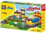 Klocki Blocki Mubi Joyful Farm 110el.