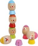SMALL FOOT Wieża z Jajek - Układanka dla Dzieci