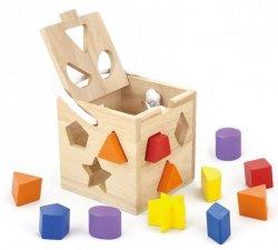 Viga 53659 Sorter kształtów - kwadrat