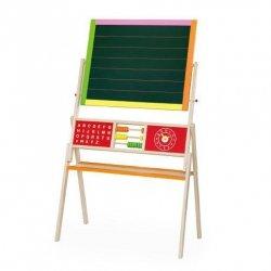 Viga 50951 Dwustronna edukacyjna tablica do rysowania - duża