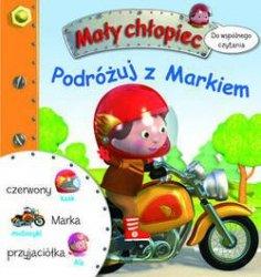 KS1 Podróżuj z Markiem. Mały chłopiec Do wspólnego czytania