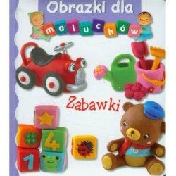 Zabawki. Obrazki dla maluchów
