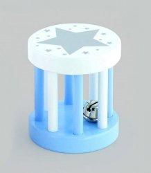 Viga 50395 Grzechotka sensoryczna - dzwoneczek niebieski (box)
