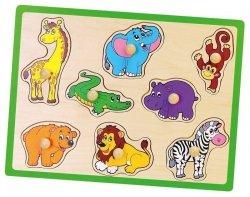 Viga 50019 Puzzle - zoo