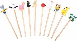SMALL FOOT Pencil Animals - ołówki 10 sztuk (zwierzątka)