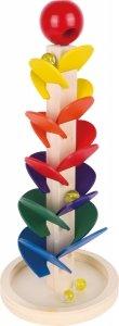 SMALL FOOT Drewniana Wieża Dźwiękowa - zabawka dla dzieci