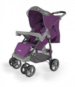 Milly Mally Wózek Vip Violet (0195, Milly Mally)