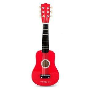 Viga 50691 Czerwona gitara - 21 cali