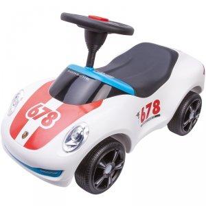 BIG Jeździk Pchacz Bobby Porsche Ciche Koła