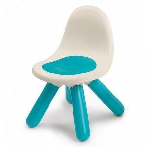 Smoby Krzesełko z oparciem w kolorze niebieskim