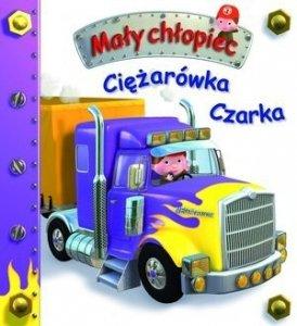 KS1 Mały chłopiec.Ciężarówka Czarka