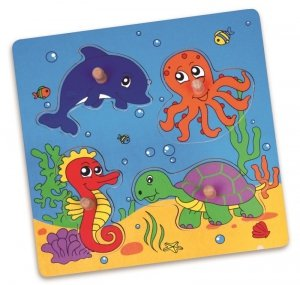 Viga 59564 Puzzle niespodzianka - morze