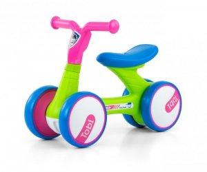 Pojazd Tobi Pink-Green