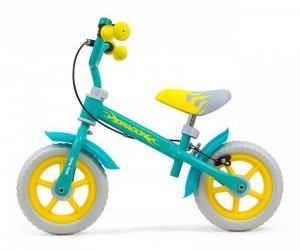 Rowerek biegowy Dragon z hamulcem Mint