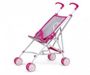 Wózek dla lalek Julia Prestige Pink