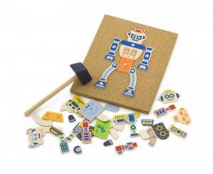 Viga 50335 Korkowa przybijanka - robot