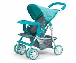 Wózek dla lalek Kate Prestige Mint