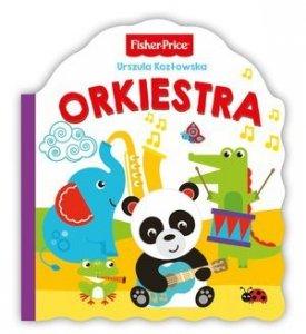 KS23 Fisher Price Orkiestra