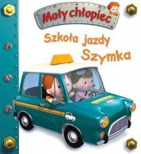 KS8  Mały chłopiec.Szkoła jazdy Szymka.
