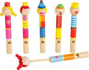 SMALL FOOT Clown Flutes - Gwizdek Klaun (1 sztuka)