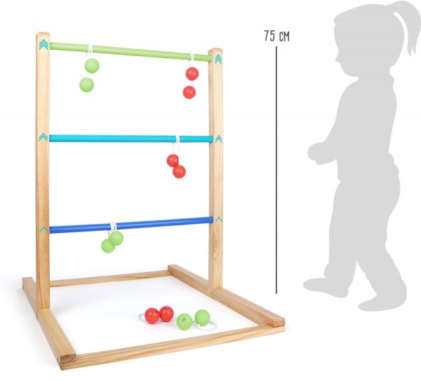 """SMALL FOOT Ladder Golf Throwing Game """"Active"""" - drabina do rzucania"""