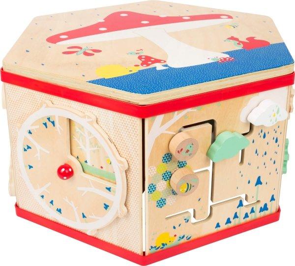 """SMALL FOOT XL Motor Skills Cube """"Move it!"""" - Kostka interaktywna XL"""