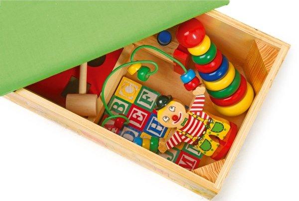 SMALL FOOT Toy Chest - skrzynia z zabawkami